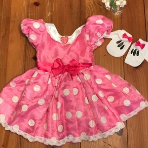 Minnie Mouse Disney Store Dress